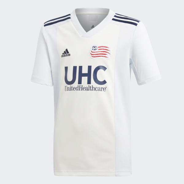 reputable site ea3fe 7e747 adidas New England Revolution Away Jersey - Blue | adidas US