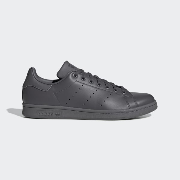 cheaper 95c67 2184e adidas Stan Smith Shoes - Grey | adidas UK