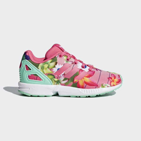5a5efc0d4 Zapatillas ZX FLUX C REAL PINK S18 REAL PINK S18 FTWR WHITE CM8129
