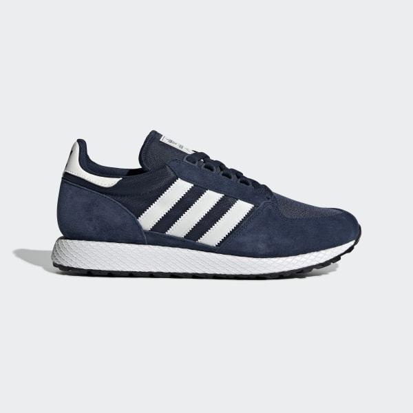 adidas Forest Grove Shoes Blue | adidas Belgium