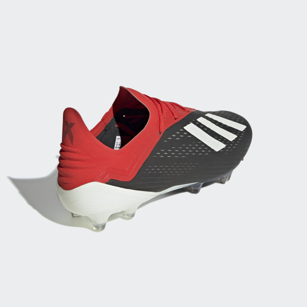 629409e8e52 X 18.1 Firm Ground Cleats Core Black   Cloud White   Active Red BB9345