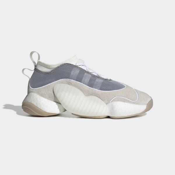 on sale 16fd2 ef679 adidas Bristol Crazy BYW LVL II Shoes - White | adidas Australia