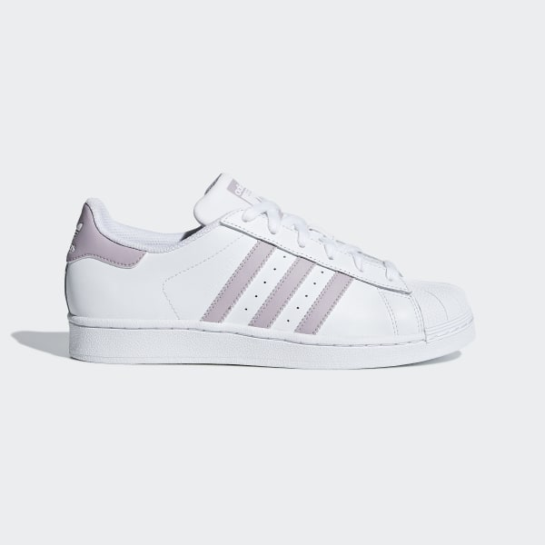 Superstar Schoenen Ftwr White / Soft Vision / Core Black DB3347