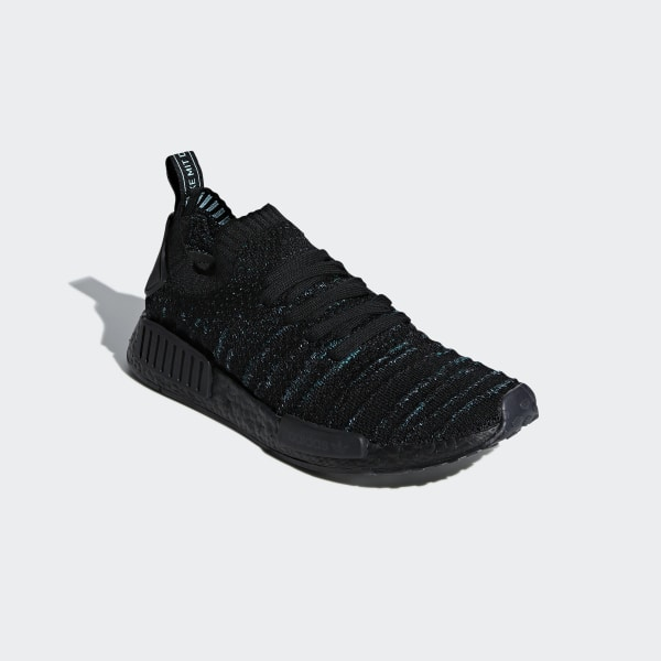 the best attitude 30b50 a9f4f adidas NMD_R1 STLT Parley Primeknit Shoes - Black | adidas US