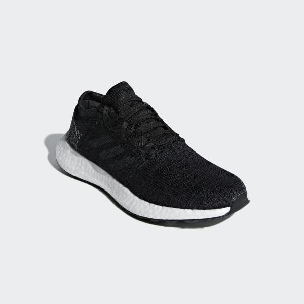 Pureboost Go Shoes Core Black / Grey / Grey Four AH2319