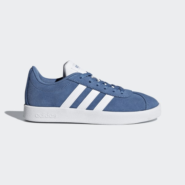 adidas VL Court 2.0 Shoes - Blue | adidas US