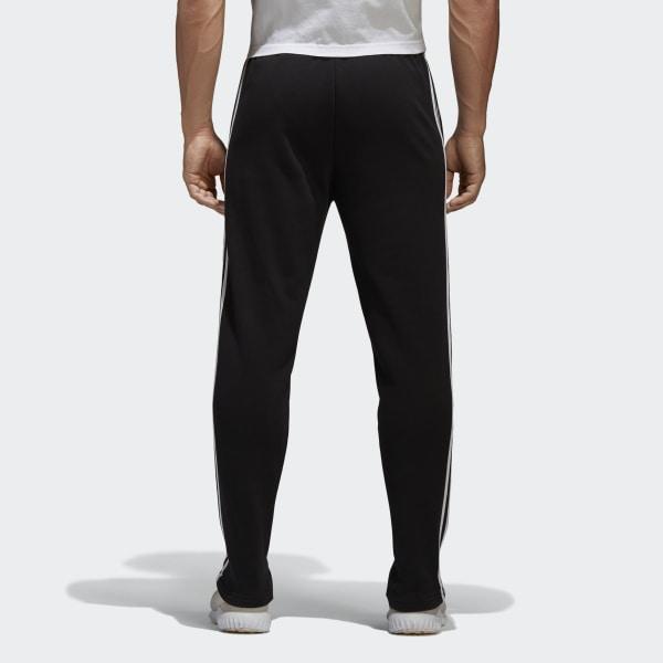 bfa17b1cd44a8b adidas Essentials 3-Stripes Pants - Black   adidas US