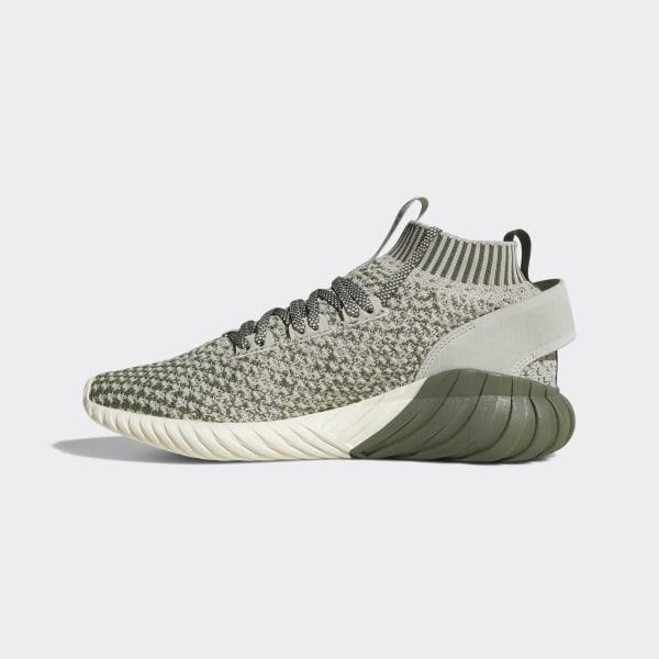 buy popular 25aad 51e18 adidas Tubular Doom Sock Primeknit Shoes - Green | adidas Canada