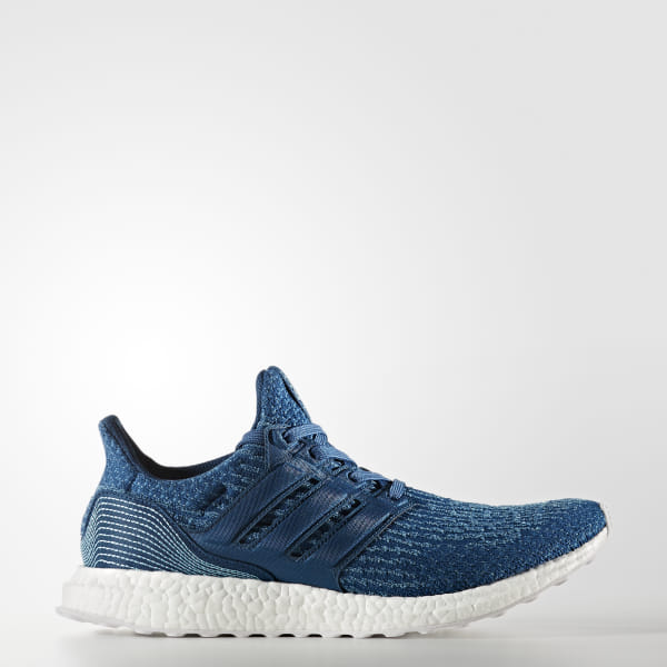 low priced cb667 2dde6 Ultraboost Parley Shoes Blue Night   Core Blue   Blue BB4762