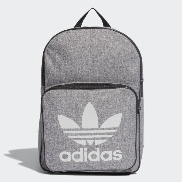 adidas rucksack grau
