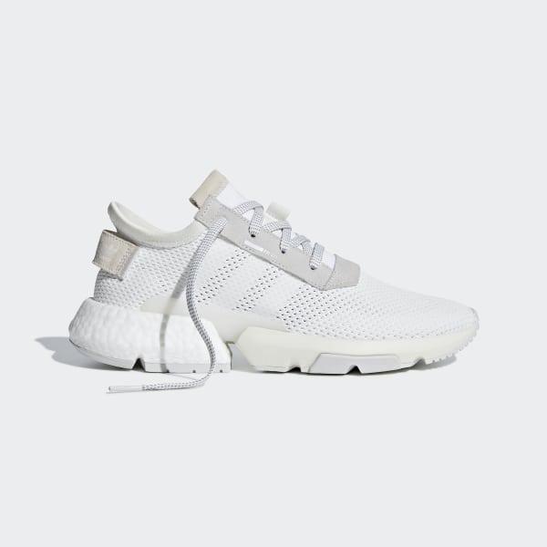 pretty nice cd510 f10ab POD-S3.1 Shoes Ftwr White   Ftwr White   Grey One B28089