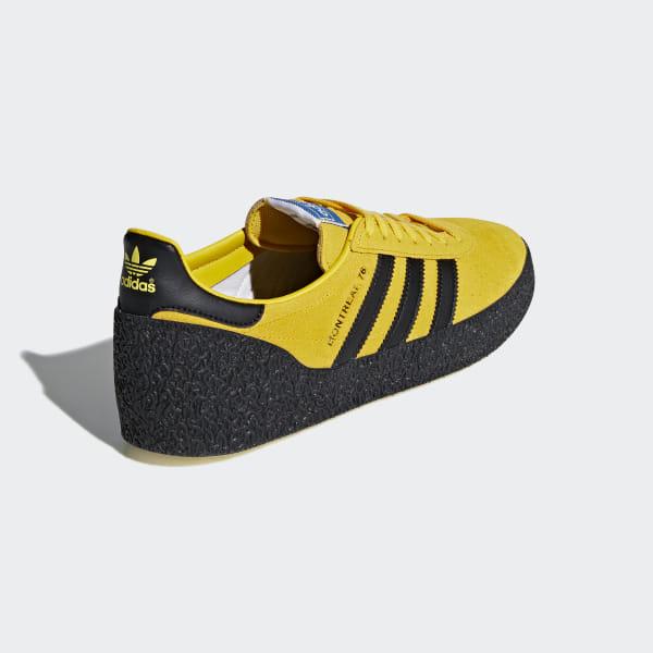 b16d11bde442 Montreal 76 Shoes Bold Gold / Core Black / Cream White BD7635