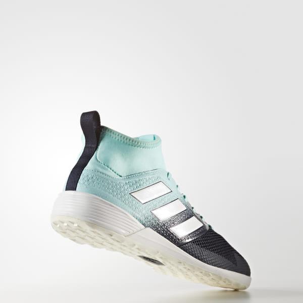 f96d58c5123 ACE Tango 17.3 Indoor Boots Energy Aqua Footwear White Legend Ink CG3709
