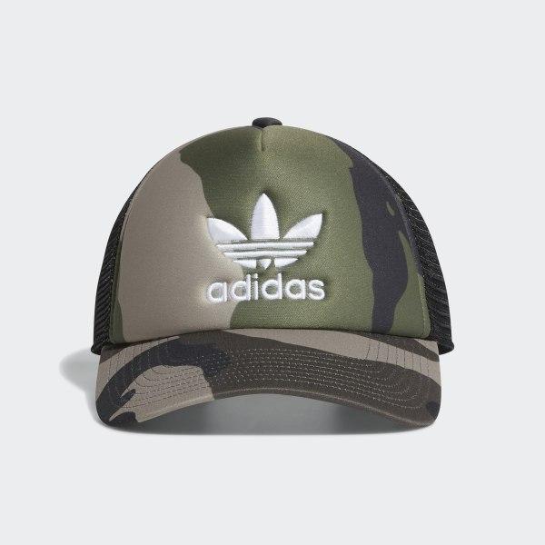 b0cc2b56d adidas MENS ORIGINALS FOAM TRUCKER - Green | adidas US