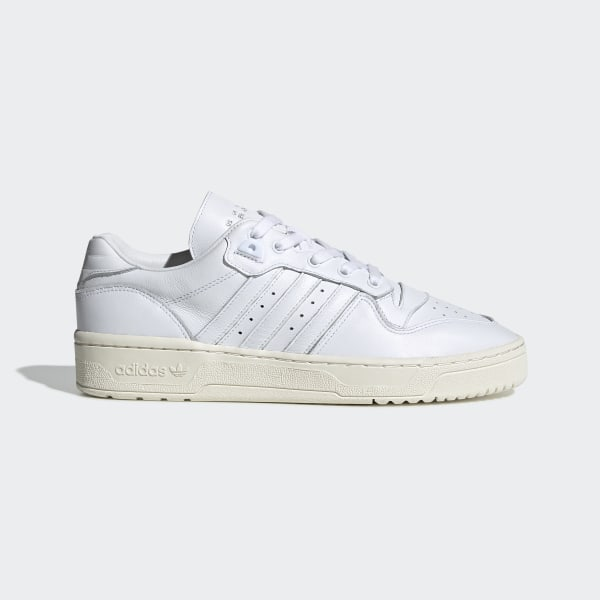 adidas Rivalry Low Shoes White | adidas US