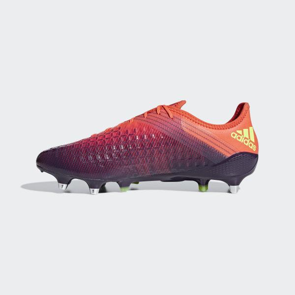 2bf35beedbe adidas Predator Malice Control Soft Ground Boots - Purple | adidas US