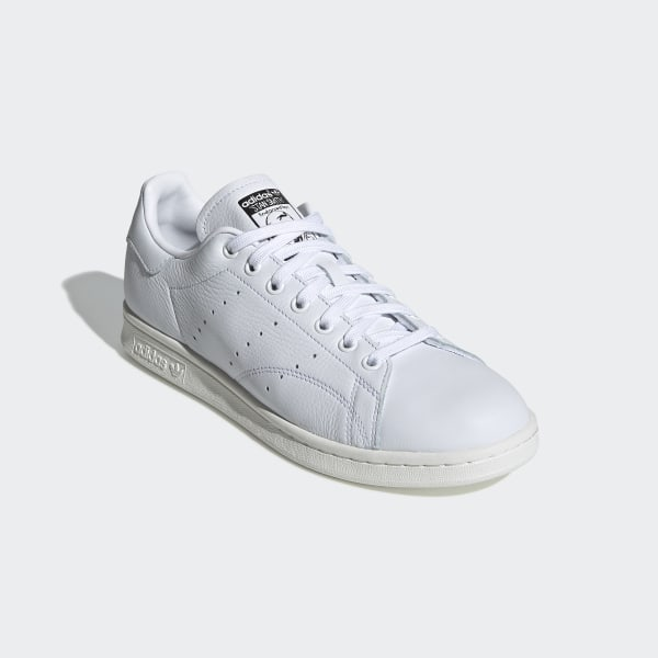 Stan Smith Shoes Cloud White / Crystal White / Collegiate Green F34071