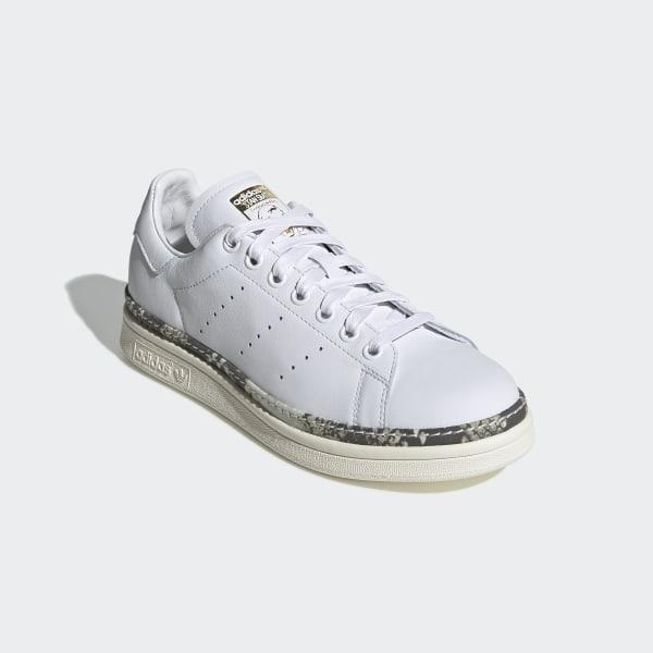 Schuhe adidas Originals STAN SMITH NEW BOLD Weiß db3348