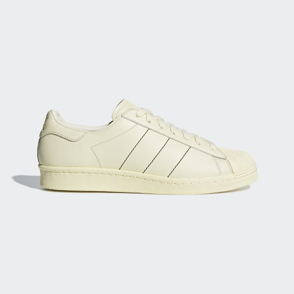 le dernier 22475 0e2f5 adidas Superstar 80s Shoes - Beige | adidas UK