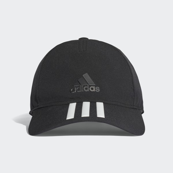 52e454c9 adidas C40 3-Stripes Climalite Cap - Black | adidas New Zealand