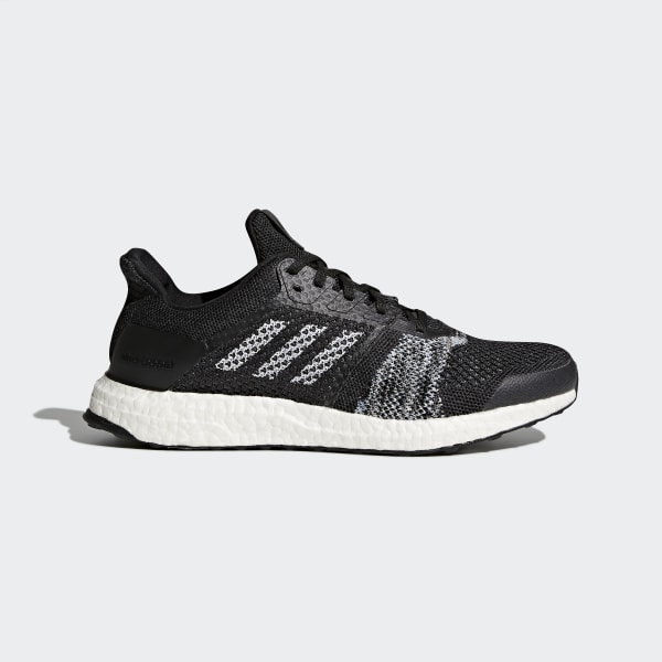 the best attitude 267ce 6a9f7 Ultraboost ST Shoes Core Black / Ftwr White / Solar Orange CQ2144