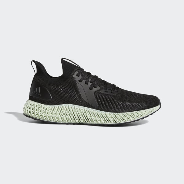 new arrival 31caf 069eb adidas Alphaedge 4D Shoes - Black | adidas UK