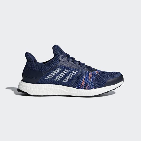 adidas Ultraboost ST Shoes Blue | adidas Australia