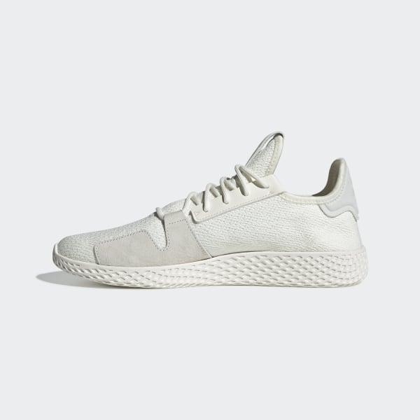 adidas Pharrell Williams Tennis Hu V2 Shoes - Beige   adidas UK