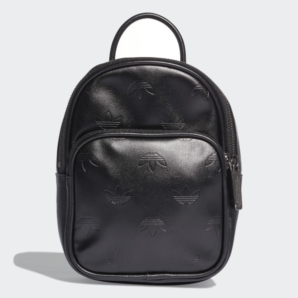 031f9f9f2 adidas Adicolor Mini Backpack - Black | adidas Ireland