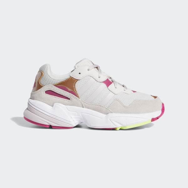 low priced 71230 4ae75 Yung-96 Shoes Grey Two   Orchid Tint   True Pink EE4355