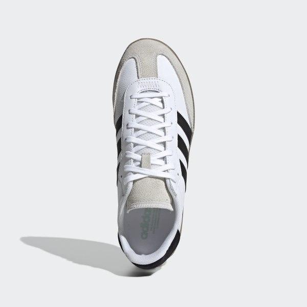 adidas Samba RM Shoes White | adidas US