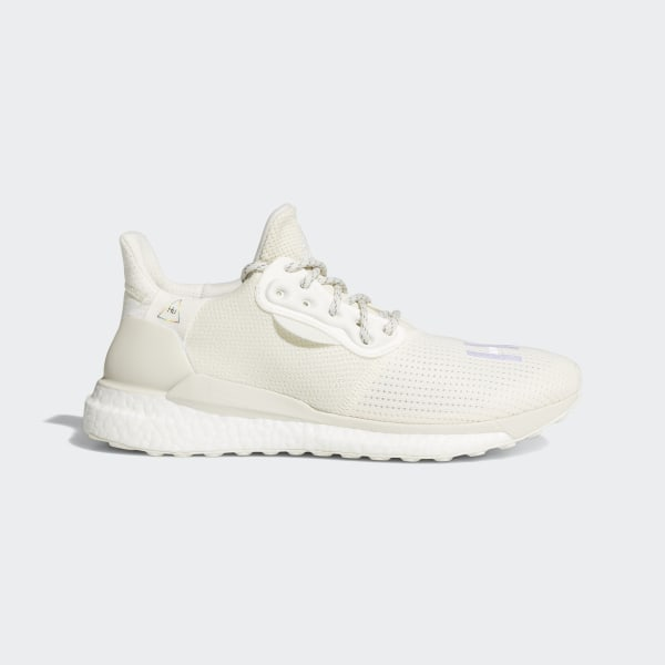 competitive price 2d258 976e7 adidas Pharrell Williams x adidas Solar Hu PRD Shoes - White | adidas UK
