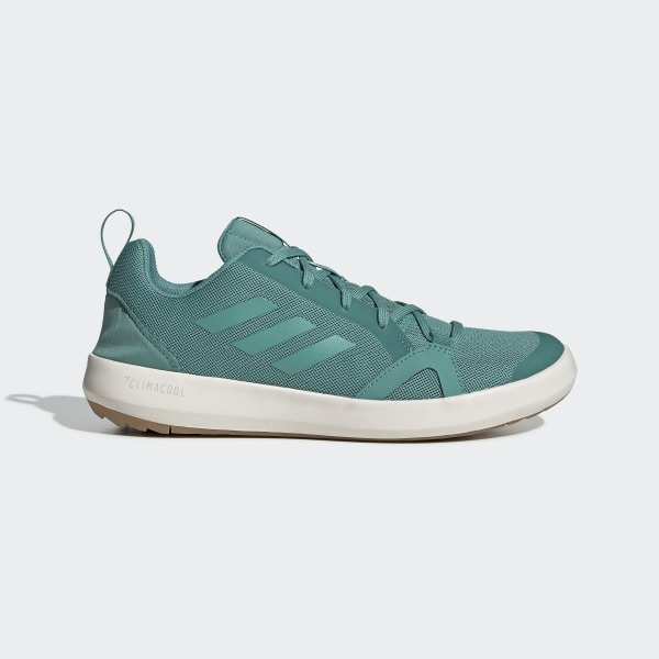 watch 2e1a0 225f9 adidas Terrex Climacool Boat Shoes - Green | adidas Canada