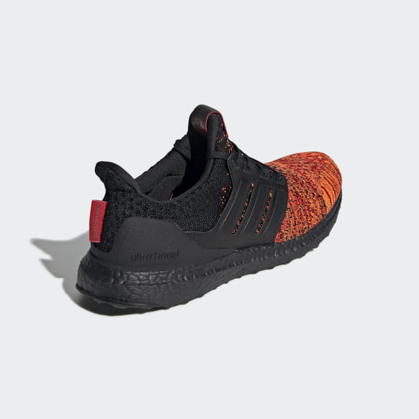 7c3db89ed56 adidas x Game of Thrones House Targaryen Ultraboost Shoes - Black | adidas  US