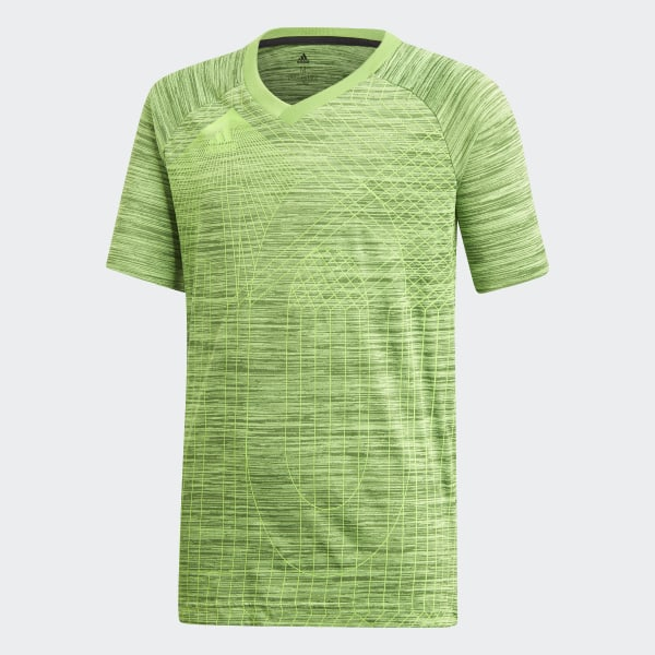 e6ed4cf8 adidas Messi Tee - Green | adidas UK