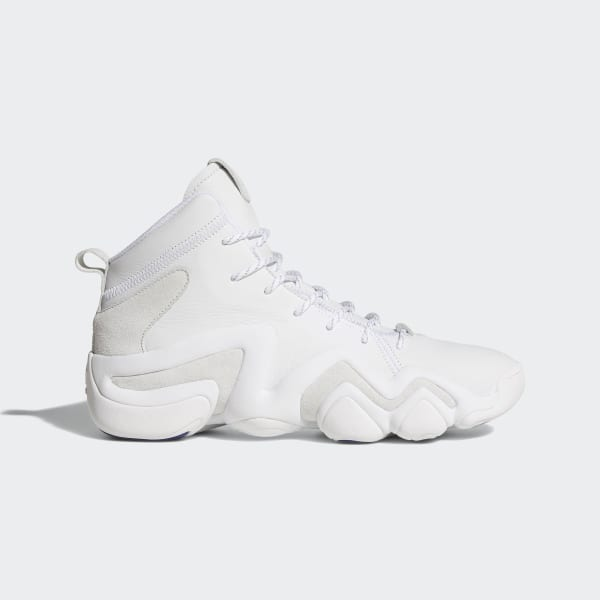 new style 94f3e 62da1 Crazy 8 ADV Shoes Cloud White   Cloud White   Real Purple CQ0990