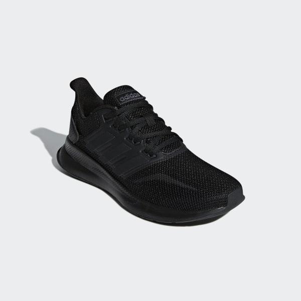 all black adidas womens