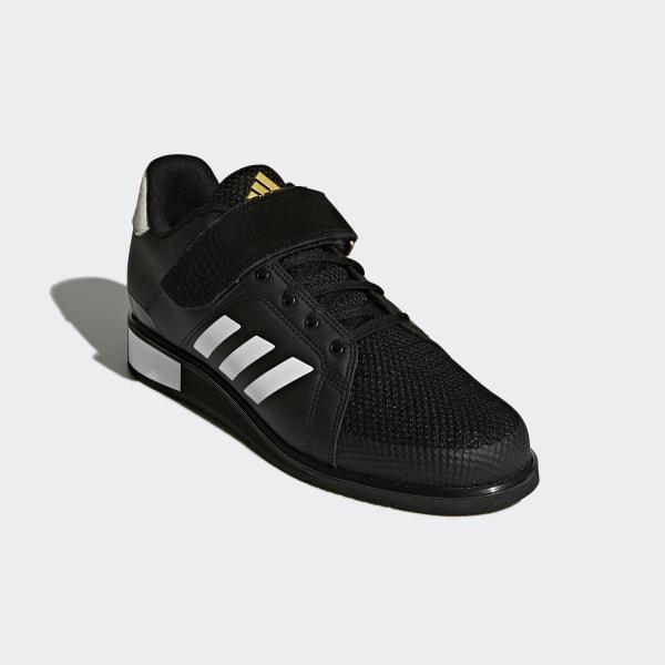 adidas Power Perfect 3 Shoes - Black | adidas US