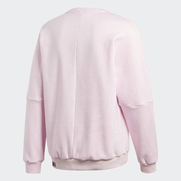 5506be05 adidas NMD Crew Sweatshirt - Pink   adidas US
