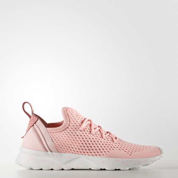 cheap for discount 95f9a 52cdf adidas ZX Flux ADV Virtue EM Shoes - Pink | adidas New Zealand