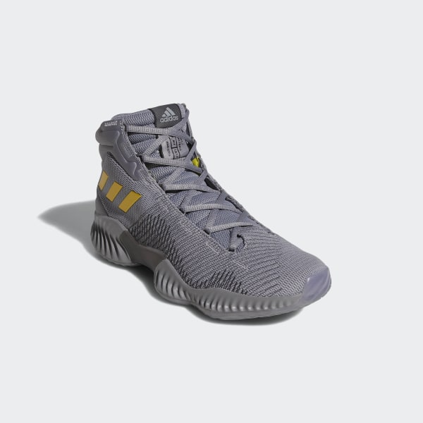 0e19168d adidas Pro Bounce 2018 Shoes - Grey | adidas Australia