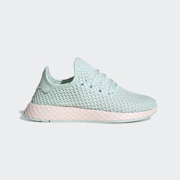 autentyczna jakość kupować nowe profesjonalna sprzedaż adidas Deerupt Runner Shoes - Turquoise | adidas Switzerland