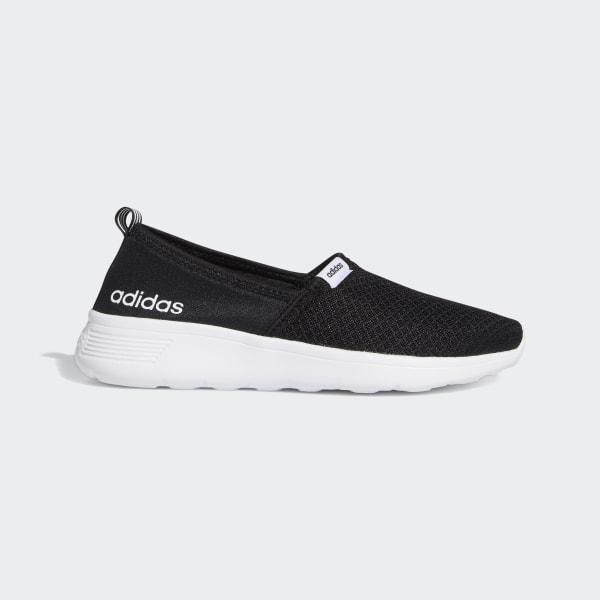 online store eadb7 3c8ae Lite Racer Slip-On Shoes Core Black   Core Black   Cloud White F98974