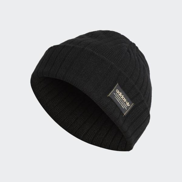 c2dff6334833c adidas Rib Beanie - Black