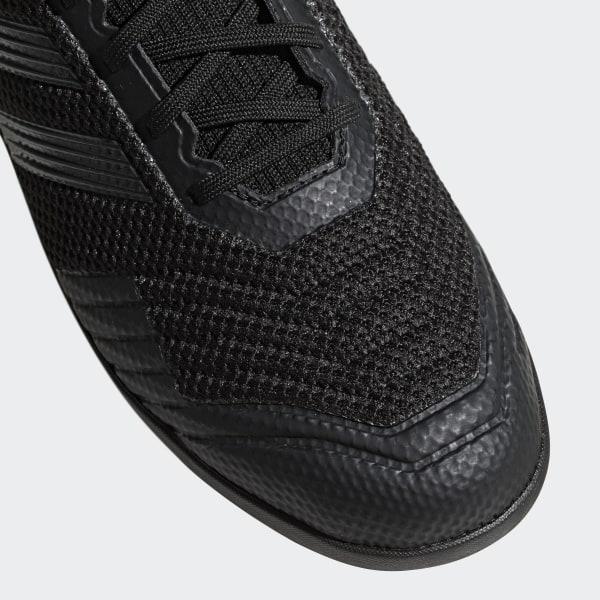 3083449690 Predator Tango 19.3 Indoor Boots Core Black / Core Black / Active Red D97964