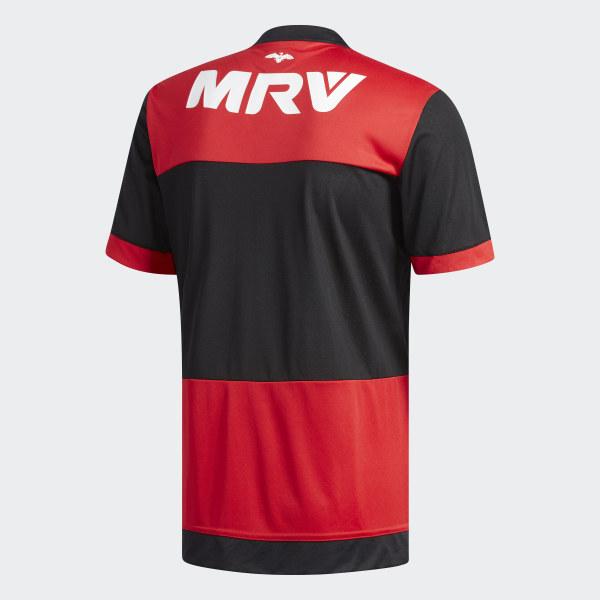 2498edec87 adidas CR Flamengo Home Jersey - Black | adidas US
