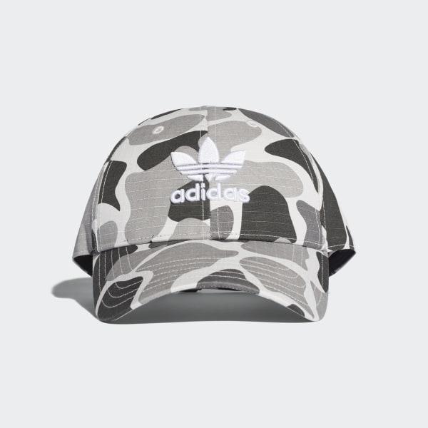 a5e34c1088224 adidas Camouflage Baseball Cap - Multicolour