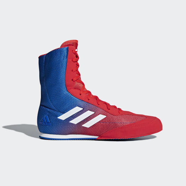 bas prix 4af92 b7f1f adidas Box Hog Plus Shoes - Red | adidas US