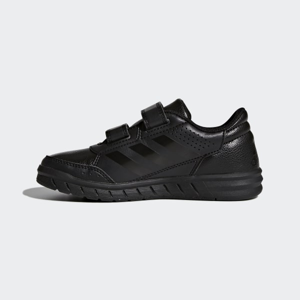 ADIDAS ALTASPORT CF K BA9526 BRAND NEW BLACK CHILDS TRAINERS