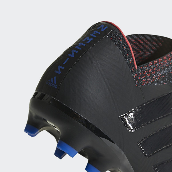 Chaussure Nemeziz 18.2 Terrain souple Noir adidas   adidas France